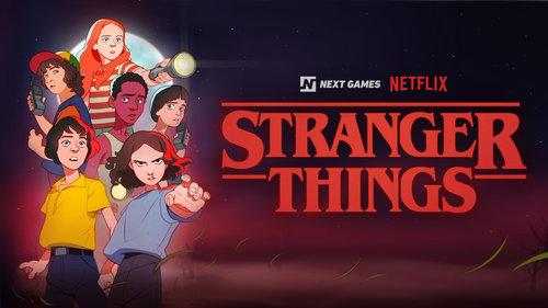 Stranger Things game E3