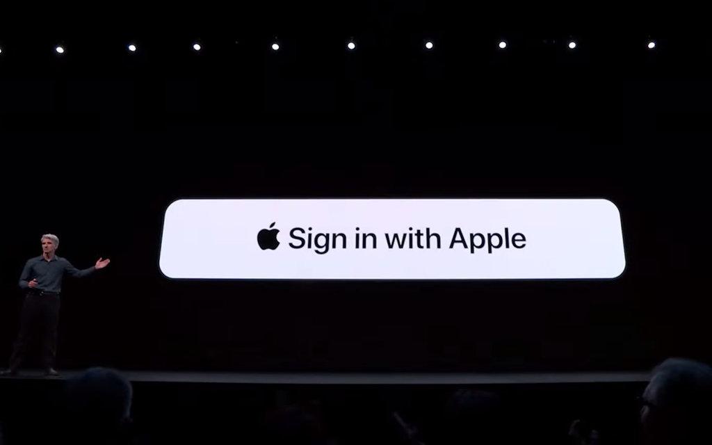 Zaloguj z Apple