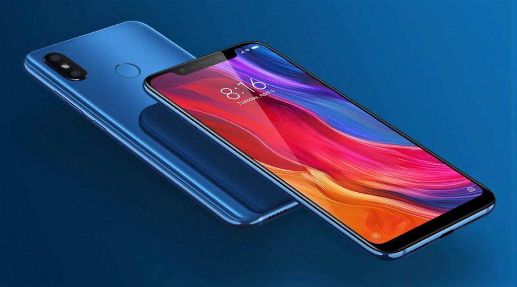 Xiaomi Mi 8 / fot. producenta