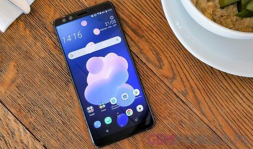 HTC U12 nie ma notcha i U19e też go nie będzie miał / fot. gsmManiaK