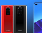 Huawei Mate 30 Pro wygląda zabójczo, a ekranu pozazdrości mu niemal każdy konkurent