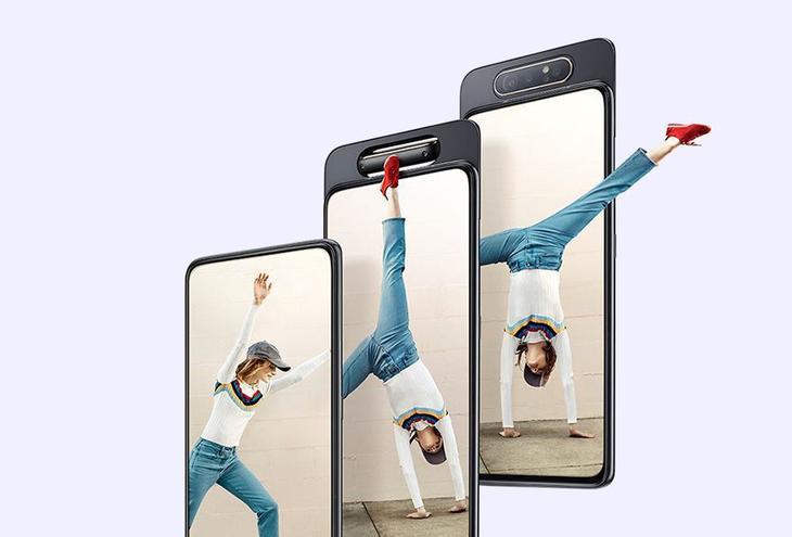 Samsung Galaxy A80 / fot. Samsung