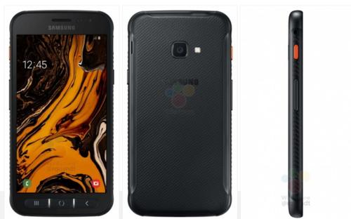 Samsung Galaxy Xcover 4S/ fot. GSMarena