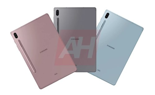 Samsung Galaxy Tab S6 / fot. androidheadlines