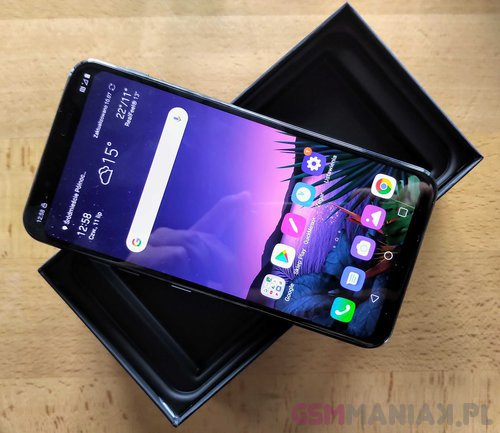 LG G8s ThinQ / fot. gsmManiaK