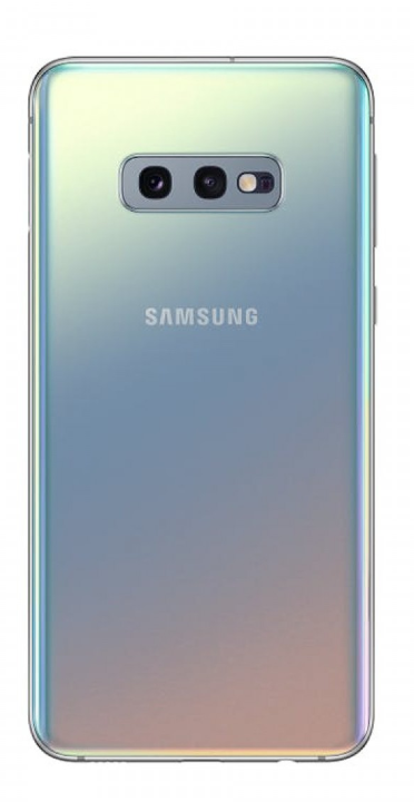 Samsung Galaxy S10e Silver / fot. mobiel.nl