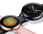 Smartwatch Galaxy Watch Active 2 na grafikach! Sportowy, elegancki i funkcjonalny
