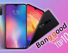 TOP-10 smartfonów z Banggood