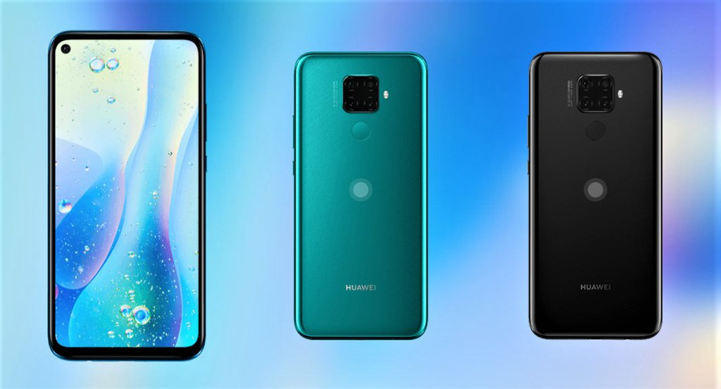 Huawei Nova 5i Pro / fot. producenta