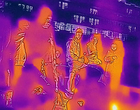 Czy kamera termowizyjna w CAT S61 pozwoliła mi widzieć w ciemności?