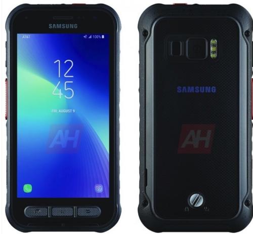 Samsung Galaxy Active/fot. AndroidHeadlines