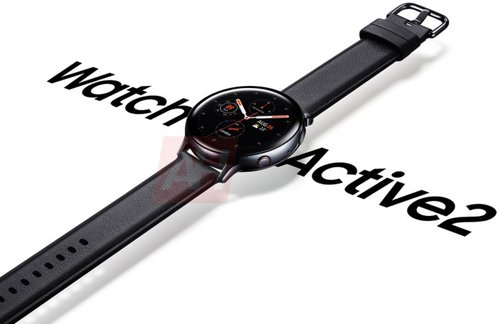 Samsung Galaxy Watch Active 2 / fot. AndroidHeadlines