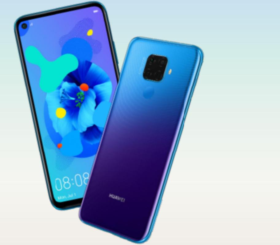 Huawei Mate 30 Lite/fot. SlashLeaks