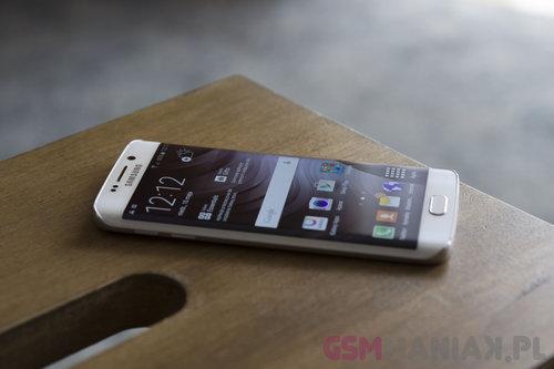 Samsung Galaxy S6 Edge / fot. gsmManiaK.pl