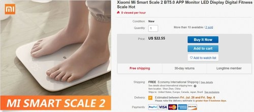 smart scale promo
