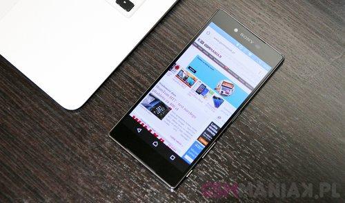Sony Xperia Z5 Premium / fot. gsmManiaK.pl
