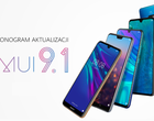 Oto polskie terminy aktualizacji smartfonów Huawei do EMUI 9.1. Sprawdź, kiedy ją otrzymasz