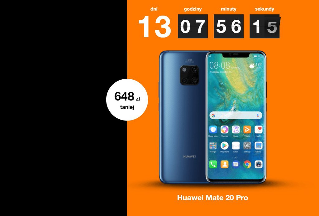 Huaei Mate 20 Pro