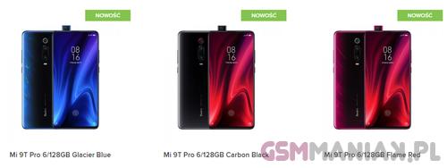 Xiaomi Mi 9T Pro / fot. Xiaomi