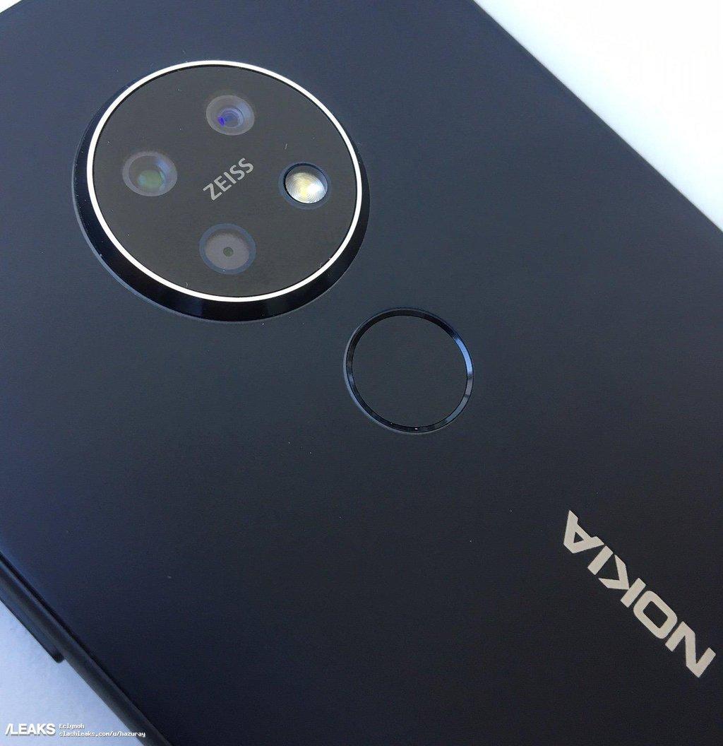 Nokia 7.2/fot. SlashLeaks