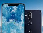 Nokia najlepsza na rynku pod względem aktualizacji do Androida 9 Pie