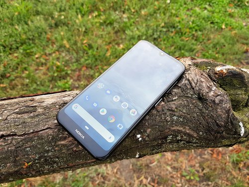 Nokia 4.2 / fot. gsmManiaK.pl