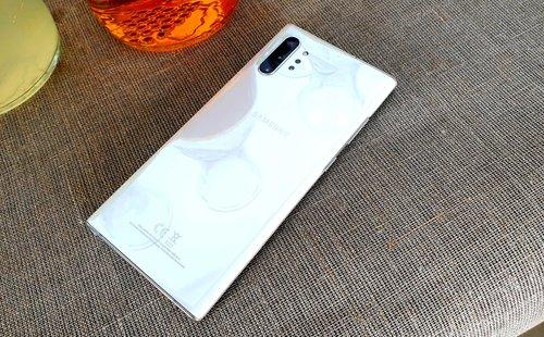 Samsung Galaxy Note 10+/fot. gsmManiaK.pl