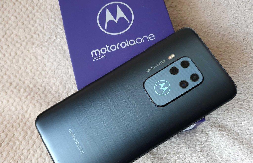 Motorola One Zoom/fot. gsmManiaK.pl