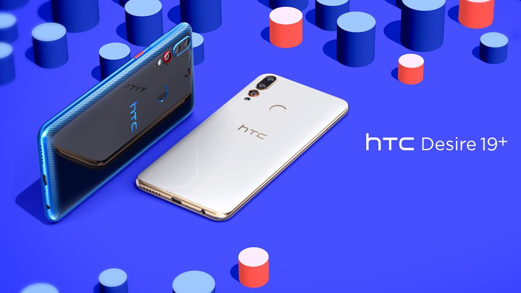 HTC Desire 19+ / fot. HTC