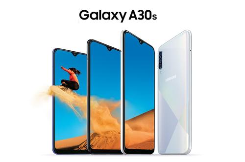 Galaxy A30s 1