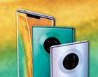 Huawei znów podyktuje trendy mobilnego rynku. Tak mogą wyglądać przyszłe smartfony