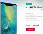 Niesamowita promocja: Huawei Mate 20 Pro z Polski za jedyne... 1499 złotych!