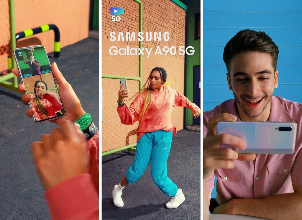 Samsung Galaxy A90 5G_3