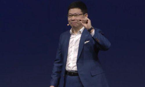 Richard Yu prezentuje Kirina 990