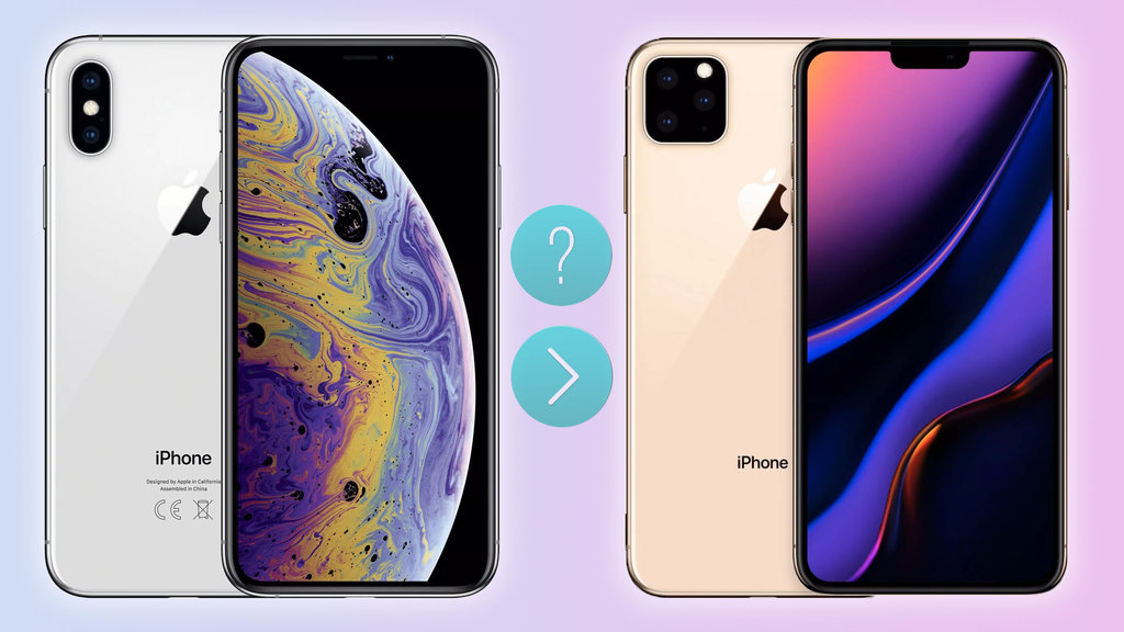 iPhone Xs vs iPhone XI pro