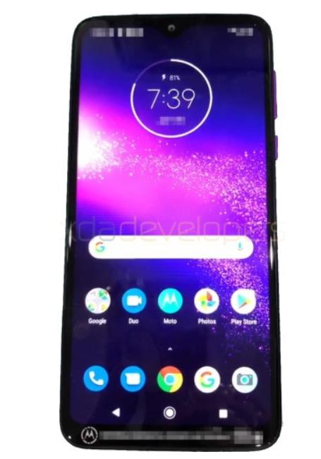 Motorola One Macro/fot. GSMarena
