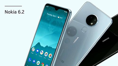 Nokia 6.2/fot. Nokia