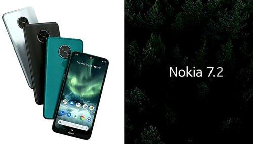 Nokia 7.2/fot. Nokia