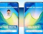 Huawei tworzy smartfona z kamerką pod ekranem. Tak wygląda przyszłość