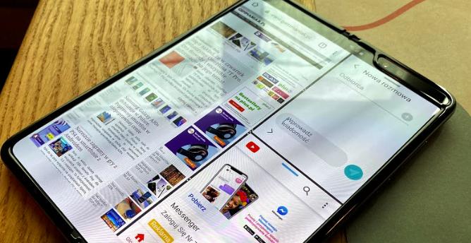 Samsung Galaxy Fold/fot. gsmManiaK.pl