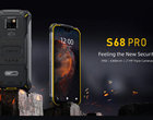 DOOGEE S68 Pro to wytrzymały smartfon z trzema aparatami i ładowaniem zwrotnym