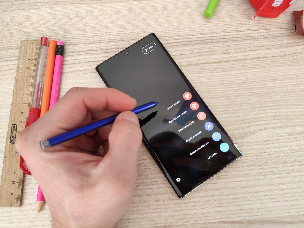 Samsung Galaxy Note 10+ / fot. gsmManiaK.pl