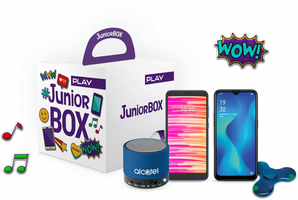 Junior box