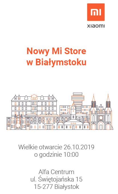 Mi Store_grafika