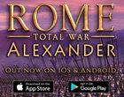 Gra Rome: Total War – Alexander dostępna dla iPhone'ów i smartfonów z Androidem