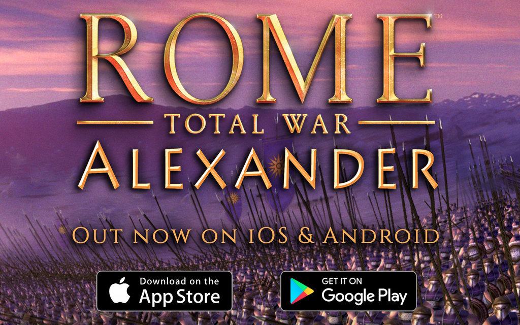 Rome: Total War – Alexander