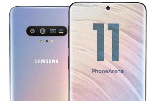 Samsung Galaxy S11/fot. PhoneArena