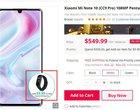 Promocja: zestaw Xiaomi Mi Note 10 i Xiaomi Mi Band 4 w niższej cenie!