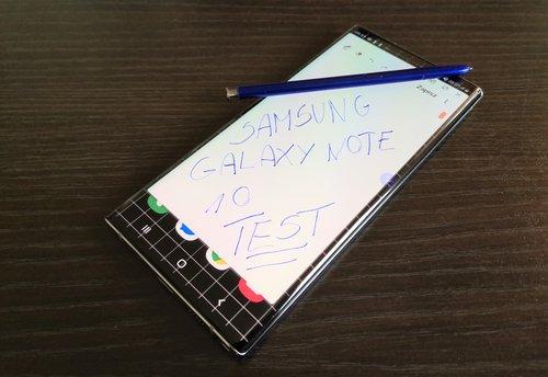 Samsung Galaxy Note 10/fot. gsmManiaK.pl
