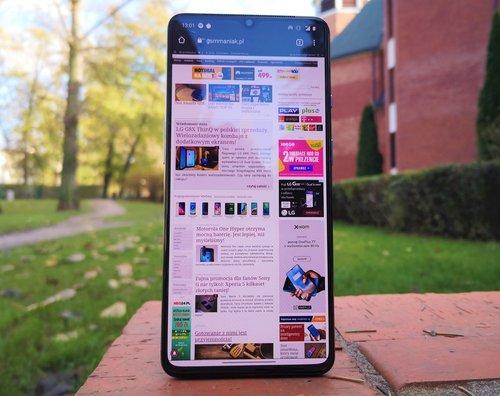 OnePlus 7T/fot. gsmManiaK.pl